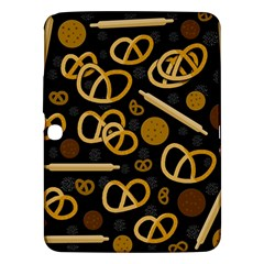 Bakery 2 Samsung Galaxy Tab 3 (10 1 ) P5200 Hardshell Case  by Valentinaart