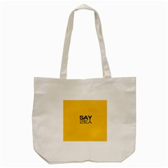 Say Yes Tote Bag (cream)
