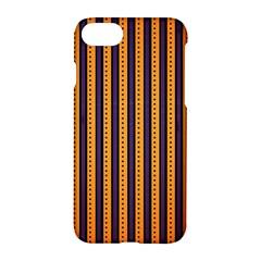 Printable Halloween Paper Apple Iphone 7 Hardshell Case by AnjaniArt
