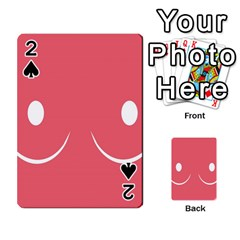 Sign Playing Cards 54 Designs  by AnjaniArt