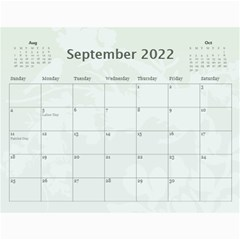 Pretty Pastels Calendar 2019 By Kim Blair   Wall Calendar 11  X 8 5  (12 Months)   B2jywaxkqk88   Www Artscow Com Sep 2019