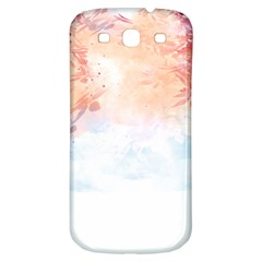 Beautiful Faded Nature  Samsung Galaxy S3 S Iii Classic Hardshell Back Case by Brittlevirginclothing