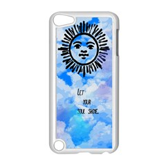 Let Your Sun Shine  Apple Ipod Touch 5 Case (white) by Brittlevirginclothing