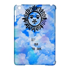 Let Your Sun Shine  Apple Ipad Mini Hardshell Case (compatible With Smart Cover) by Brittlevirginclothing