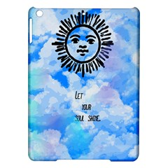 Let Your Sun Shine  Ipad Air Hardshell Cases by Brittlevirginclothing