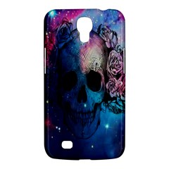 Colorful Space Skull Pattern Samsung Galaxy Mega 6 3  I9200 Hardshell Case by Brittlevirginclothing