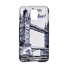 Lovely London Baby  Samsung Galaxy S5 Hardshell Case  by Brittlevirginclothing