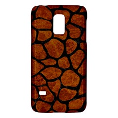 Skin1 Black Marble & Brown Marble Samsung Galaxy S5 Mini Hardshell Case  by trendistuff