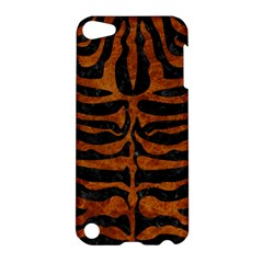 Skin2 Black Marble & Brown Marble Apple Ipod Touch 5 Hardshell Case by trendistuff