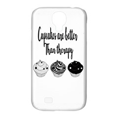 Cupcakes  Samsung Galaxy S4 Classic Hardshell Case (pc+silicone) by Brittlevirginclothing