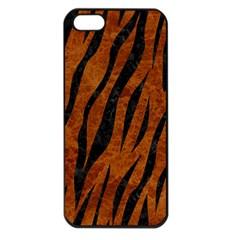 Skin3 Black Marble & Brown Marble (r) Apple Iphone 5 Seamless Case (black) by trendistuff