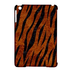Skin3 Black Marble & Brown Marble (r) Apple Ipad Mini Hardshell Case (compatible With Smart Cover) by trendistuff