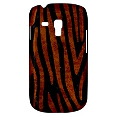 Skin4 Black Marble & Brown Marble (r) Samsung Galaxy S3 Mini I8190 Hardshell Case by trendistuff
