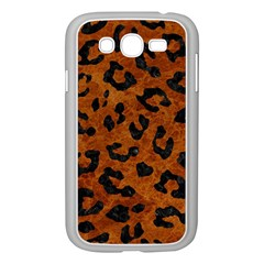 Skin5 Black Marble & Brown Marble Samsung Galaxy Grand Duos I9082 Case (white) by trendistuff