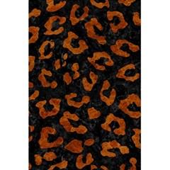 Skin5 Black Marble & Brown Marble (r) 5 5  X 8 5  Notebook by trendistuff