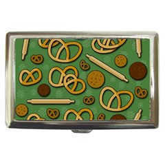 Bakery 4 Cigarette Money Cases by Valentinaart