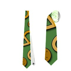 Bakery 4 Neckties (two Side)  by Valentinaart