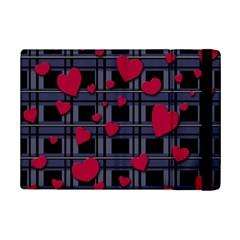 Decorative Love Ipad Mini 2 Flip Cases by Valentinaart