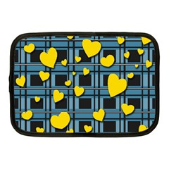 Love Design Netbook Case (medium)  by Valentinaart