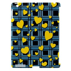Love Design Apple Ipad 3/4 Hardshell Case (compatible With Smart Cover) by Valentinaart