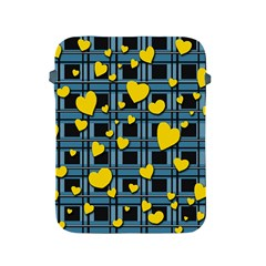 Love Design Apple Ipad 2/3/4 Protective Soft Cases by Valentinaart