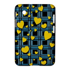 Love Design Samsung Galaxy Tab 2 (7 ) P3100 Hardshell Case  by Valentinaart
