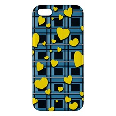 Love Design Iphone 5s/ Se Premium Hardshell Case by Valentinaart