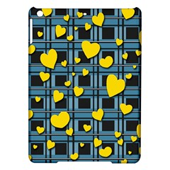 Love Design Ipad Air Hardshell Cases by Valentinaart
