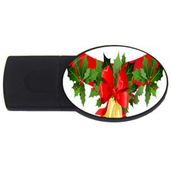 Christmas Clip Art Banners Clipart Best Usb Flash Drive Oval (2 Gb)  by Onesevenart