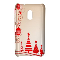 Christmas Clipart Wallpaper Nokia Lumia 620 by Onesevenart