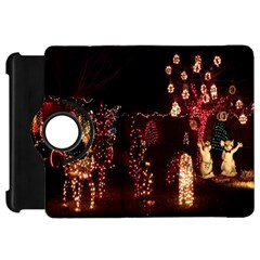 Holiday Lights Christmas Yard Decorations Kindle Fire Hd 7  by Onesevenart