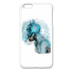 Smoking Batman Apple Iphone 6 Plus/6s Plus Enamel White Case by Brittlevirginclothing