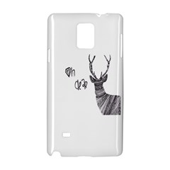 Oh Dear  Samsung Galaxy Note 4 Hardshell Case by Brittlevirginclothing