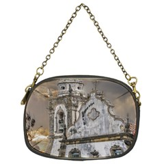 Exterior Facade Antique Colonial Church Olinda Brazil Chain Purses (one Side)  by dflcprints