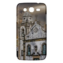 Exterior Facade Antique Colonial Church Olinda Brazil Samsung Galaxy Mega 5 8 I9152 Hardshell Case  by dflcprints