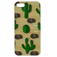 Cactuses Apple Iphone 5 Hardshell Case With Stand by Valentinaart