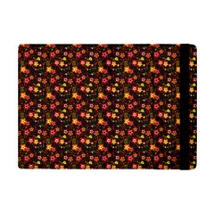 Exotic Colorful Flower Pattern  Ipad Mini 2 Flip Cases by Brittlevirginclothing