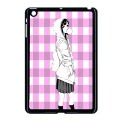 Cute Anime Girl  Apple Ipad Mini Case (black) by Brittlevirginclothing