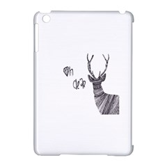 Oh Dear  Apple Ipad Mini Hardshell Case (compatible With Smart Cover) by Brittlevirginclothing