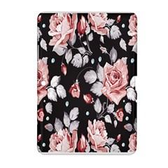 Vintage Flower  Samsung Galaxy Tab 2 (10 1 ) P5100 Hardshell Case  by Brittlevirginclothing