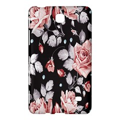 Vintage Flower  Samsung Galaxy Tab 4 (8 ) Hardshell Case  by Brittlevirginclothing