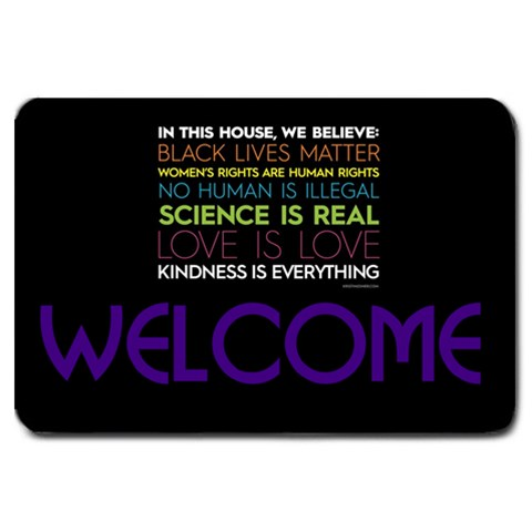 Welcome Mat By Aharnbarn   Large Doormat   Ufjvs12so19g   Www Artscow Com 30 x20 Door Mat - 1