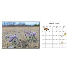 Donbrad2 By Nancy White   Desktop Calendar 11  X 5    Akodo8g2m0zh   Www Artscow Com Mar 2017