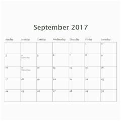 Loy 2016 By Jj   Wall Calendar 11  X 8 5  (12 Months)   G3bdeklr8xqb   Www Artscow Com Sep 2017
