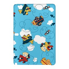 Bear Aircraft Samsung Galaxy Tab Pro 12.2 Hardshell Case by AnjaniArt