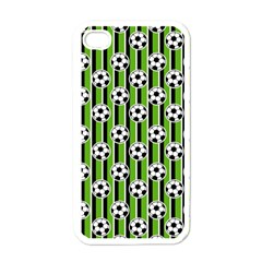 Ball Line Apple Iphone 4 Case (white) by AnjaniArt