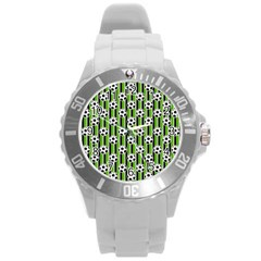 Ball Line Round Plastic Sport Watch (L) by AnjaniArt