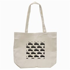 Car Tote Bag (cream)