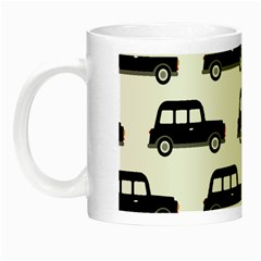 Car Night Luminous Mugs