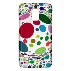 Color Balls Galaxy S5 Mini by AnjaniArt